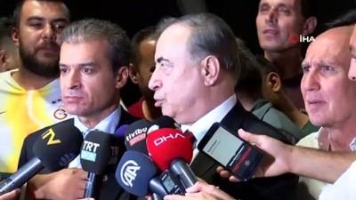 """kalamis -  Mustafa Cengiz: """"Adil, dürüst, hakça bir yarış içinde liglerimiz ve kupalarımız devam eder"""""""
