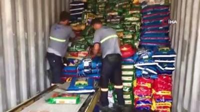 Pakistan'dan Suriyelilere 1.7 milyon dolarlık pirinç yardımı