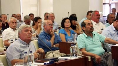 Başkan Gürün'den Meclis üyelerine Fethiye Arıtması bilgilendirmesi