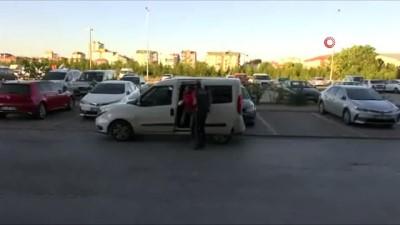 pompali tufek -  Kayseri polisinden bayram öncesi sıkı denetim