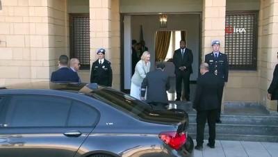 telefon gorusmesi -  - Kıbrıs'ta Liderlerin Kritik Görüşmesi Başladı