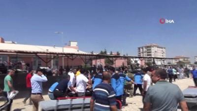 Suriye'de üst bölgesine saldırı düzenlendi: 5 asker yaralı