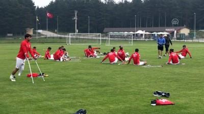Ampute Milli Futbol Takımı'nın Düzce kampı sona erdi - DÜZCE