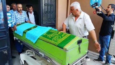 Bıçaklı saldırıda ölen gencin cenazesi ailesine teslim edildi