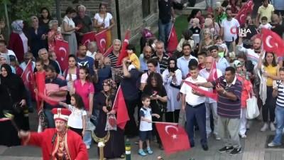 Bursa'nın düşman işgalinden kurtuluşunun 97. yıl dönümü kutlamaları başladı