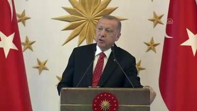 Cumhurbaşkanı Erdoğan: 'ABD'den beklentimiz güvenli bölgeler oluşturma çabamızda yanımızda olmaları' - ANKARA