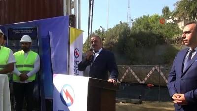 DEDAŞ il binası için temel atma töreni gerçekleştirildi