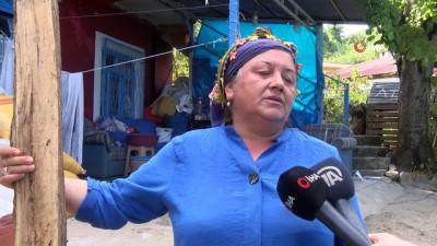 """Kafasına kalasla vurulan kadın: """"Pusu kurularak, öldürmek için vurdular"""""""