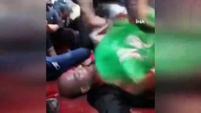 - Kerbela'da Aşure Günü etkinliğinde izdiham: 31 ölü