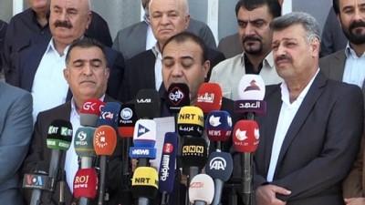 siyasi partiler - Kerkük'teki Kürt siyasi partileri tek listeyle yerel seçime katılacak - KERKÜK
