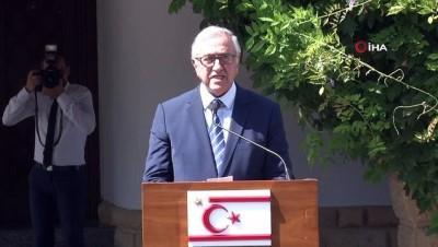 """referans -  - KKTC Cumhurbaşkanı Akıncı: """"Doğu Akdeniz'deki zenginliklerin barışa ve istikrara katkıda bulunmasını hep arzu ettik"""""""