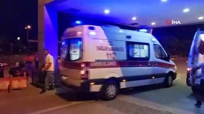 Samsun'da aile katliamını polis önledi