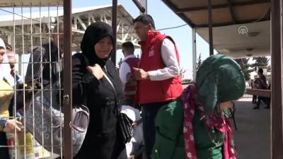 Suriyelilerin ülkelerine dönüşü sürüyor - KİLİS