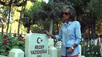 Vali Yazıcıoğlu vefatının 16. yılında anıldı - AYDIN