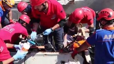 450 personelle deprem tatbikatı - ELAZIĞ