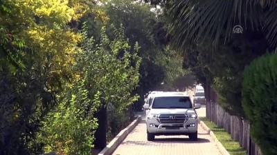 ABD'li komutanlar Akçakale'den ayrıldı - ŞANLIURFA