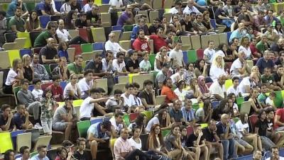 basketbol - Basketbol: Gloria Kupası - Anadolu Efes: 100 - Zalgiris Kaunas: 98 - ANTALYA