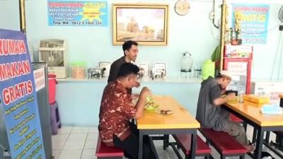 Bu lokantada, ihtiyaç sahipleri ücret ödemiyor - BATI CAVA