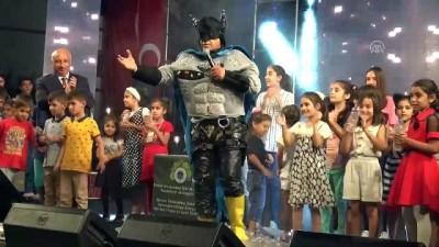 Çepik'in çekimi Batman Üniversitesinde yapıldı - BATMAN