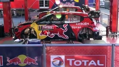 Dünya Ralli Şampiyonası'nın Türkiye etabı - MUĞLA