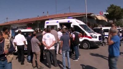 Erzincan'da bıçaklı, sopalı kavga: 4 yaralı
