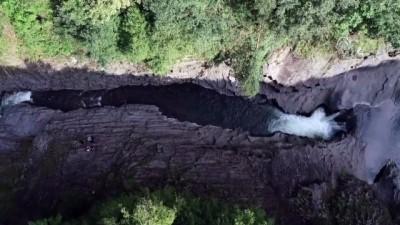 Görenleri hayran bırakan kanyon 'Küpkaya' (1) - ORDU