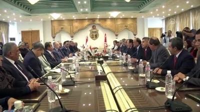 Irak Dışişleri Bakanı Muhammed Ali el-Hekim, Tunus'ta - TUNUS