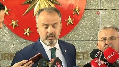 siyasi partiler -  Külliye'deki toplantıya ilişkin belediye başkanlarından açıklama