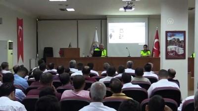 'Öğrenci taşıma güvenliği' toplantısı - SİİRT