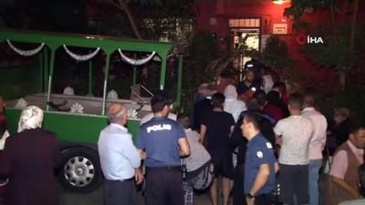 cenaze arabasi -  Sancaktepe'de korkunç cinayet