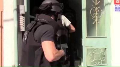 ayrimcilik - Şehit eşlerine hakaret eden şüpheliye gözaltı - İSTANBUL