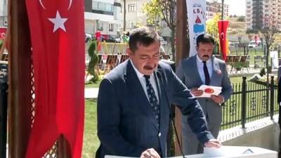 'Şehit Öğretmenler Parkı' açıldı - KASTAMONU