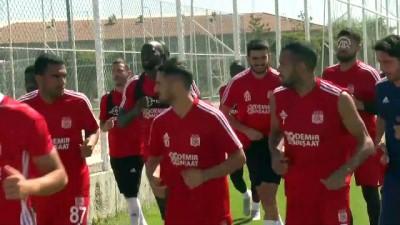 Sivasspor, Medipol Başakşehir maçına odaklandı - SİVAS