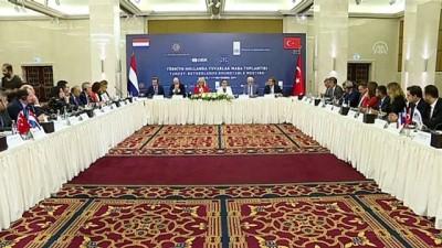 serbest dolasim - Türkiye-Hollanda Yuvarlak Masa Toplantısı - ANKARA