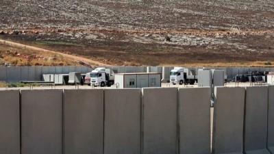 9 tonluk beton mevziler sınırda - HATAY