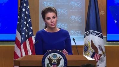 bakanlik - ABD Dışişleri Sözcüsü 'Diyarbakır anneleri' sorusunu geçiştirdi - WASHINGTON