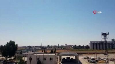 ABD ile Türkiye Suriye'nin kuzeyinde 4'üncü ortak hava devriyesini gerçekleştirildi