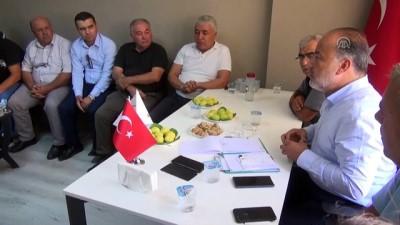 AK Parti Milletvekili Metin Yavuz muhtarlarla buluştu - AYDIN