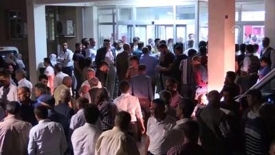 Diyarbakır'da sivillere yönelik terör saldırısı (6) - Hastane önü