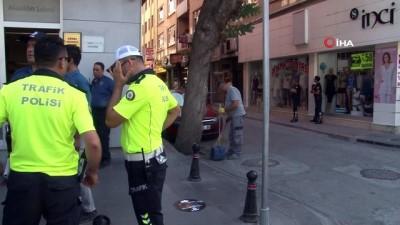 Havaya ateş açtı, polisi görünce intihar girişiminde bulundu