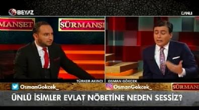 surmanset - Osman Gökçek: HDP ile CHP'nin birbirine yaklaşması anormal