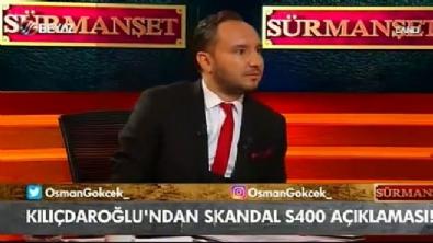 surmanset - Osman Gökçek: İktidara gelirseniz ne olacak düşünmek istemiyorum