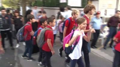 okul kantini -  İstanbul polisinden okul önlerinde sıkı denetim