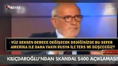 beyaz tv - Kılıçdaroğlu'ndan S-400 açıklaması