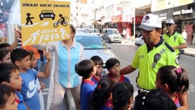 """Kırıkhan'da 'Bu yolda hep beraberiz"""" etkinliği - HATAY"""