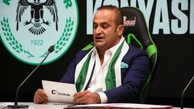 Konyaspor'da sponsorluk anlaşması - KONYA
