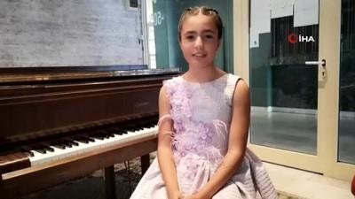 muzikal -  Küçük keman sanatçısından 2 yılda 5 birincilik