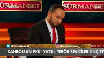 beyaz tv - Osman Gökçek, Haluk Levent'i eleştirdi