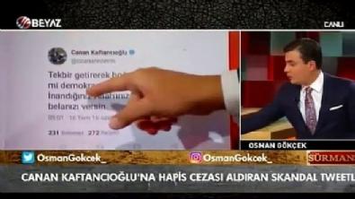 beyaz tv - Osman Gökçek, Kaftancıoğlu'nun twetlerine isyan etti (6)