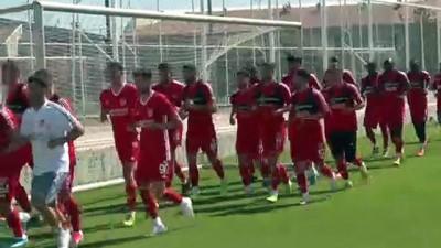 Sivasspor'da Medipol Başakşehir maçı hazırlıkları - SİVAS